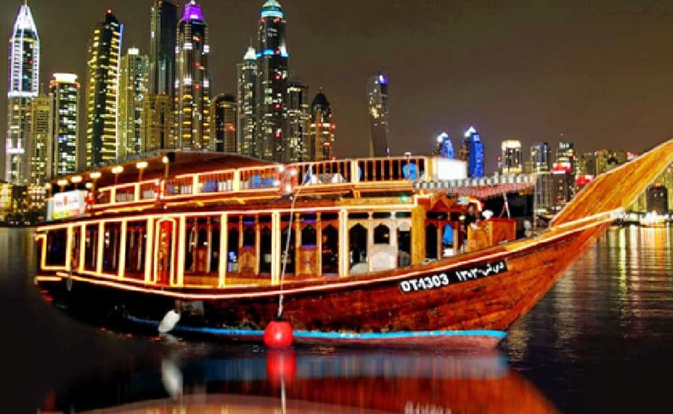 Popular Dhow Cruise Dubai Deals coupon codes