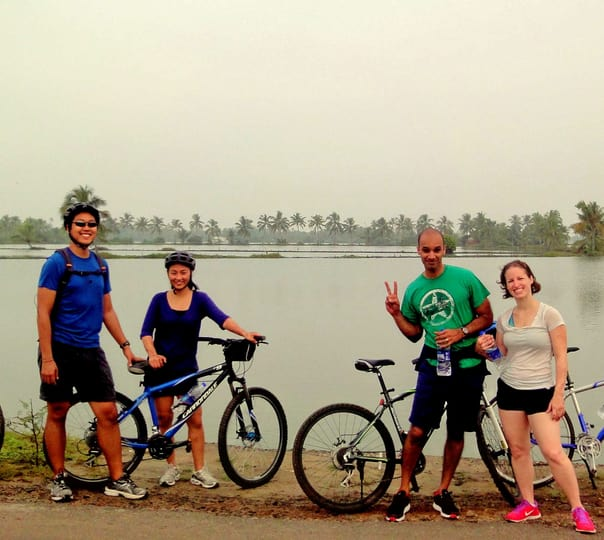 The Old Kochi Bike Tour