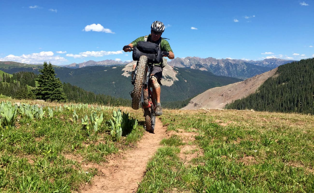 a personal account of a day spent mountain biking Mtb tour in carpathian villages - self-guided bike trip in high altitude settlements mountain biking self-guided warm-up day around scattered villages.