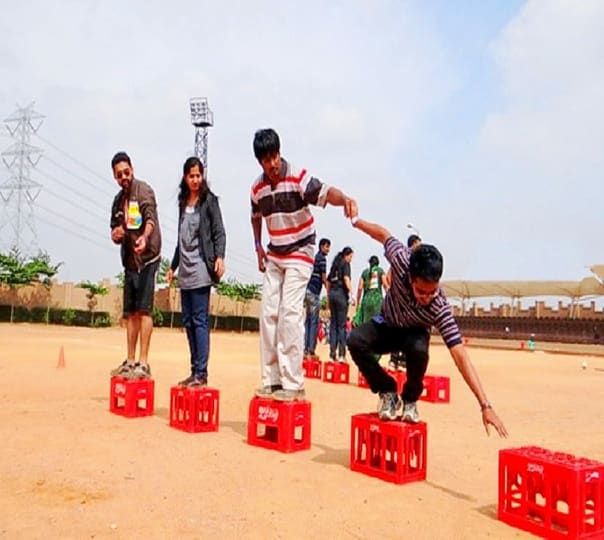 Corporate Games and Outing in Panvel, Maharashtra
