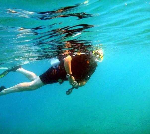 Coral Fishing and Snorkelling on Islands in South Bali