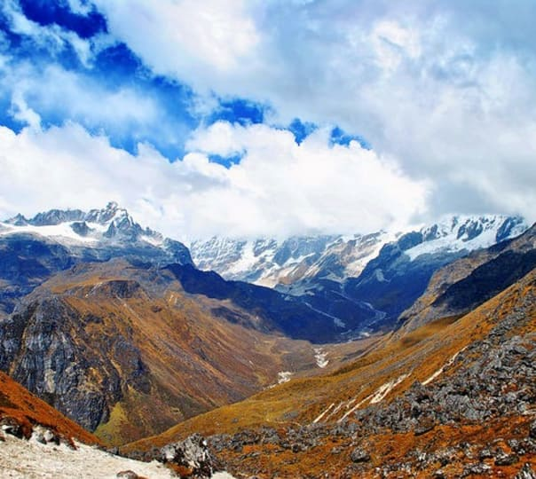 Goechala Trek, Sikkim, 2017