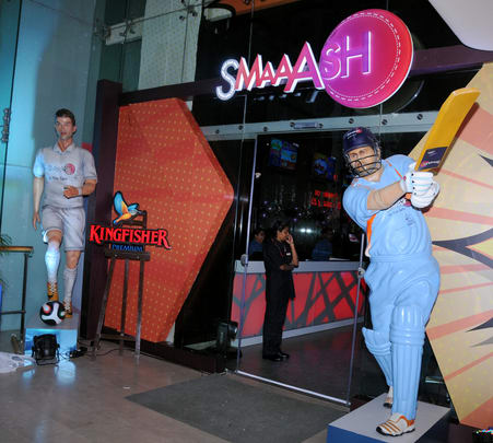 Fun Day at Smaaash in Bangalore