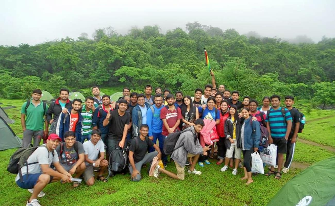 Monsoon Camping In Lonavala For Corporates Thrillophilia