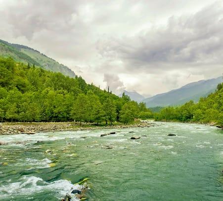 Bhrigu Lake Circle Trekking and Camping