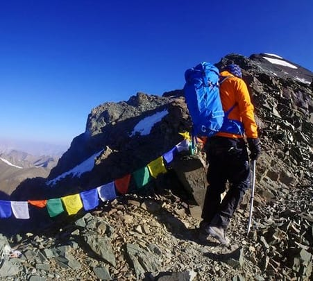 Climb to Stok Kangri 2018, Ladakh