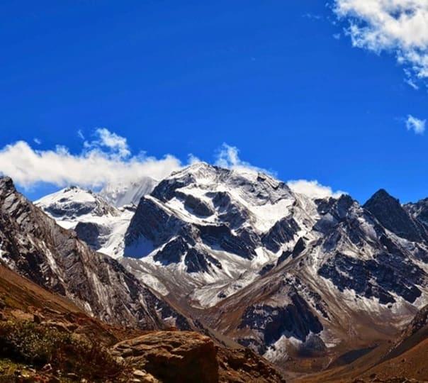 Om Parvat Trek in Uttrakhand 2018