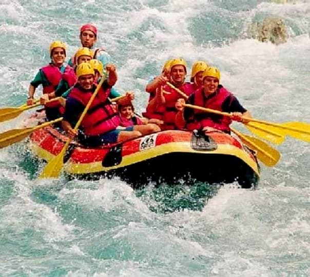 Rafting and Other Fun Activities at Kolad