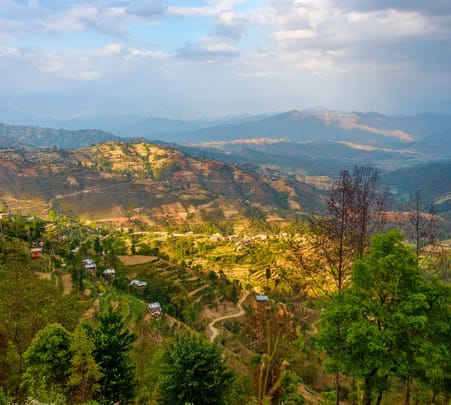 Hiking in Kathmandu, Namobudhha and Dhulikhel