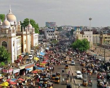 Guided Cultural Walk Through Hyderabad