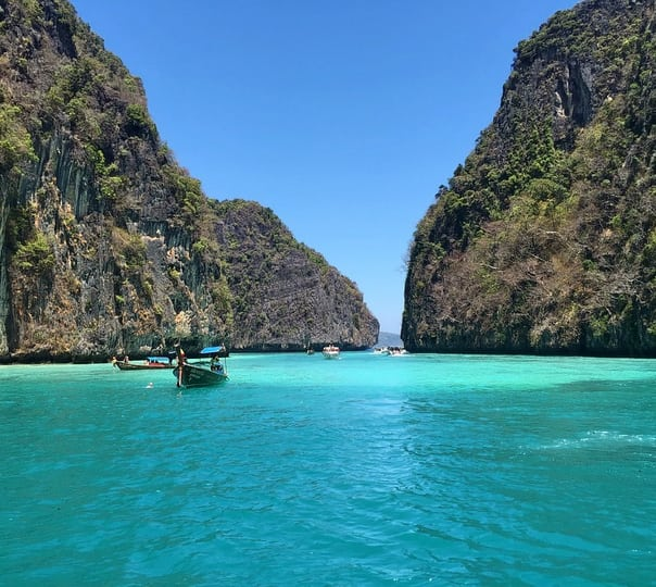 Thailand Honeymoon Tour: Love and Love Only on the Island