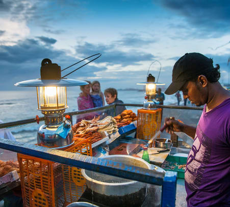 Colombo Street Food Tour - Flat 20% off