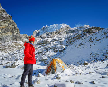 Patalsu Peak Trekking Adventure - Flat 23% Off