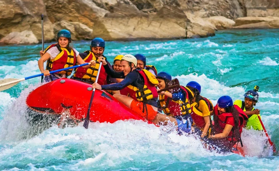 Rishikesh Camping & Rafting Packages   Book & Save 25%