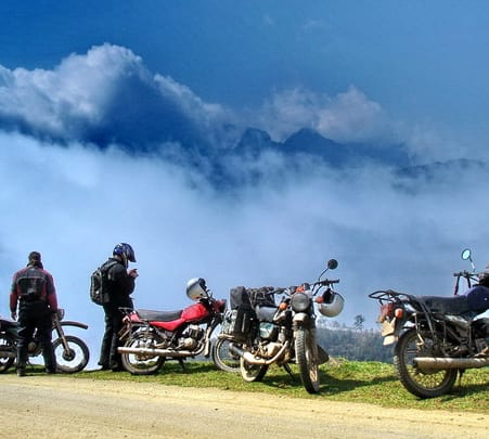 6 Days 5 Nights Jungles- Beaches Motorcycle Tour