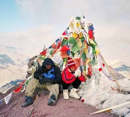 Stok Kangri Trek 2018, Ladakh