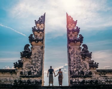 Bali Honeymoon Package from India