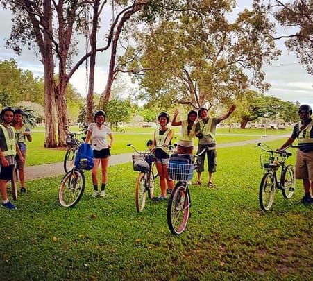 Sunset Bike Tour in Cairns