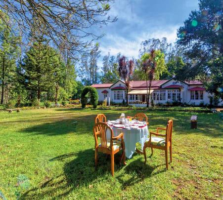 Heritage Homestay in Ooty