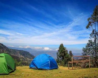 Hilltop Camping and Trekking in Kodaikanal Flat 15% off