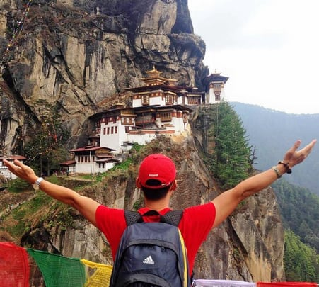 4 Days Sightseeing Excursion to Bhutan