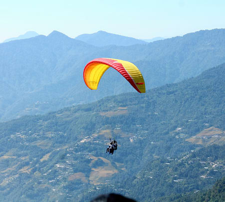 Multi Adventure Day Out in Sikkim