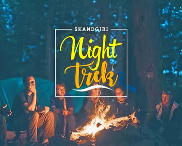 Night Trek in Skandagiri, Bangalore