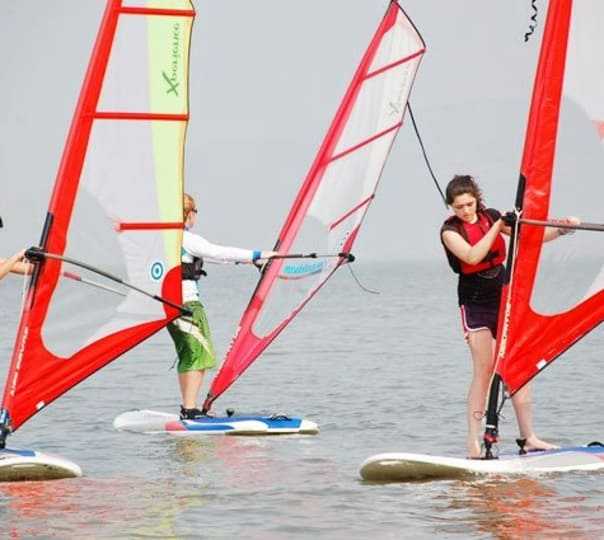 Beach Sailing Fiesta in Magical Mandwa