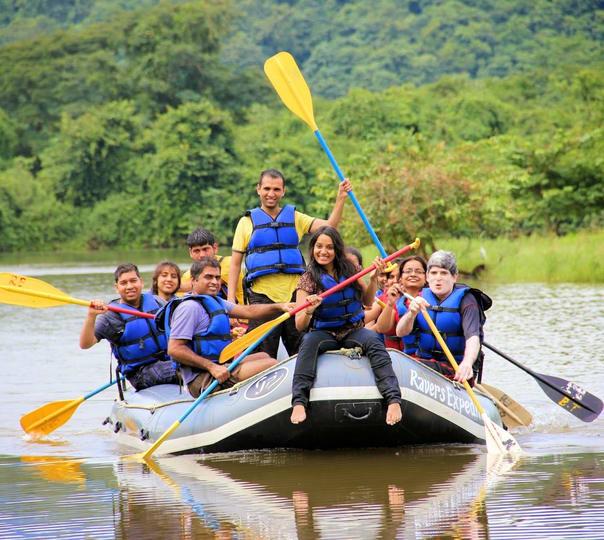 Kundalika River Rafting from Mumbai
