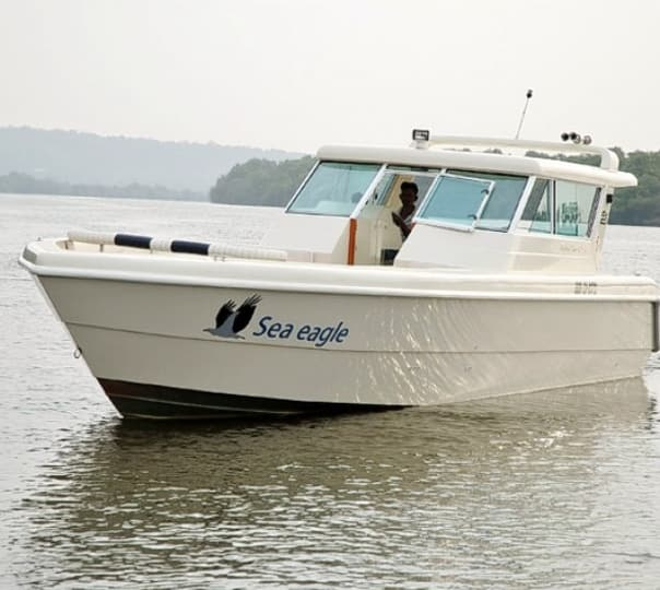 Full Day Sea to Mountain Private Cruise in Goa