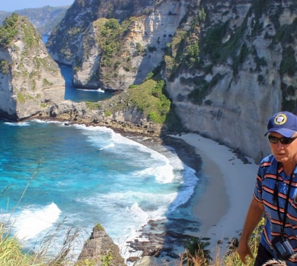 Sightseeing in Nusa Penida