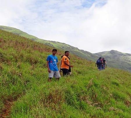 Trek To Kudremukh Chikmagalur