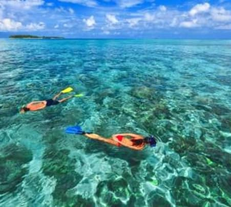Snorkeling, Boat Trip and Lagoon Tour in Maldives