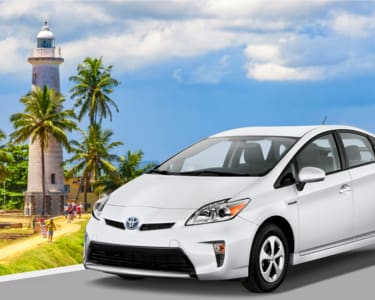 Rent a Car in Galle - Flat 15% off