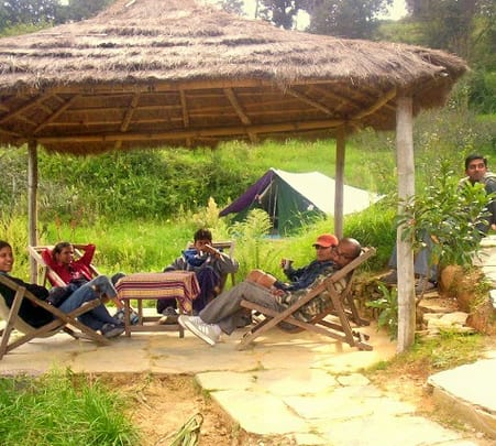 Camping in Mukteshwar - Camp Purple - Flat 18% Off