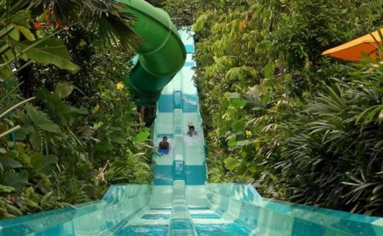 Ticket To Adventure Cove Waterpark In Singapore Thrillophilia