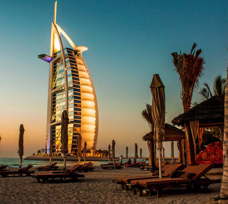 Dubai Tour Package from Delhi
