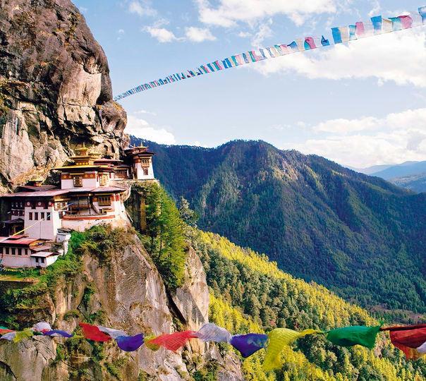 Bhutan Honeymoon Tour: the Complete Romantic Settings