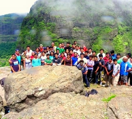 Monsoon Trek to Kulang Fort