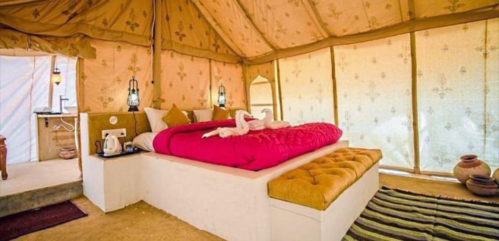 Camp E Khas Jaisalmer @ Flat 18% Off