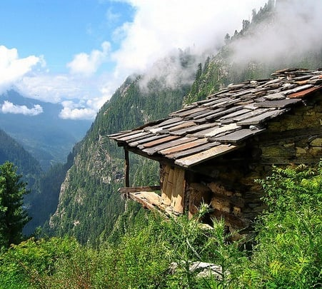 Malana Circular Trek With Cycling