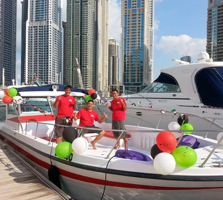 Deep Sea Fishing Package in Dubai