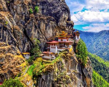 8 Days Bhutan Tour with Paro Taktsang