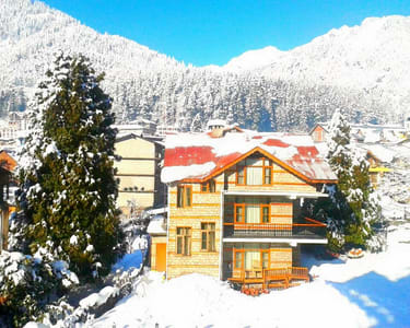 Lodge Stay with Optional Spa in Kullu Flat 16% off