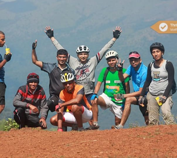 3 Days Malnad Cycling Tour