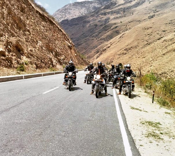 Ladakh Motorcycle Expedition For Beginners
