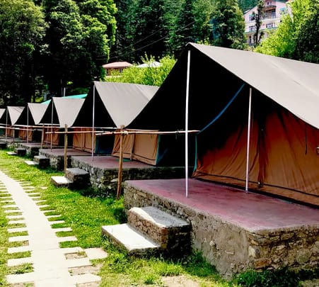 Camping at Mashobra in Shimla Flat 29% Off