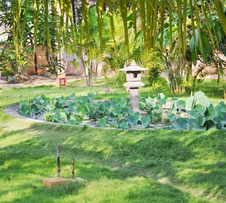 Stay at the Kailash Beach Resorts in Puducherry