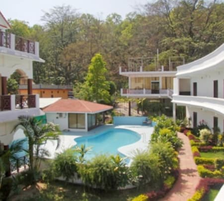 The Monals Nest Resort, Corbett