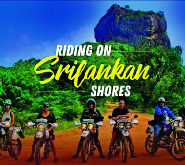 Sha Lanka Negombo Motorcycle Tour, Sri Lanka